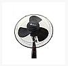 """Вентилятор підлоговий Domotec FS-1619 fan 16"""", фото 2"""