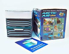 Портативний кондиціонер ARCTIC AIR Ultra G2 | Охолоджувач зволожувач повітря міні-кондиціонер