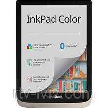 Електронна книга PocketBook 741 InkPad Color Moon Silver