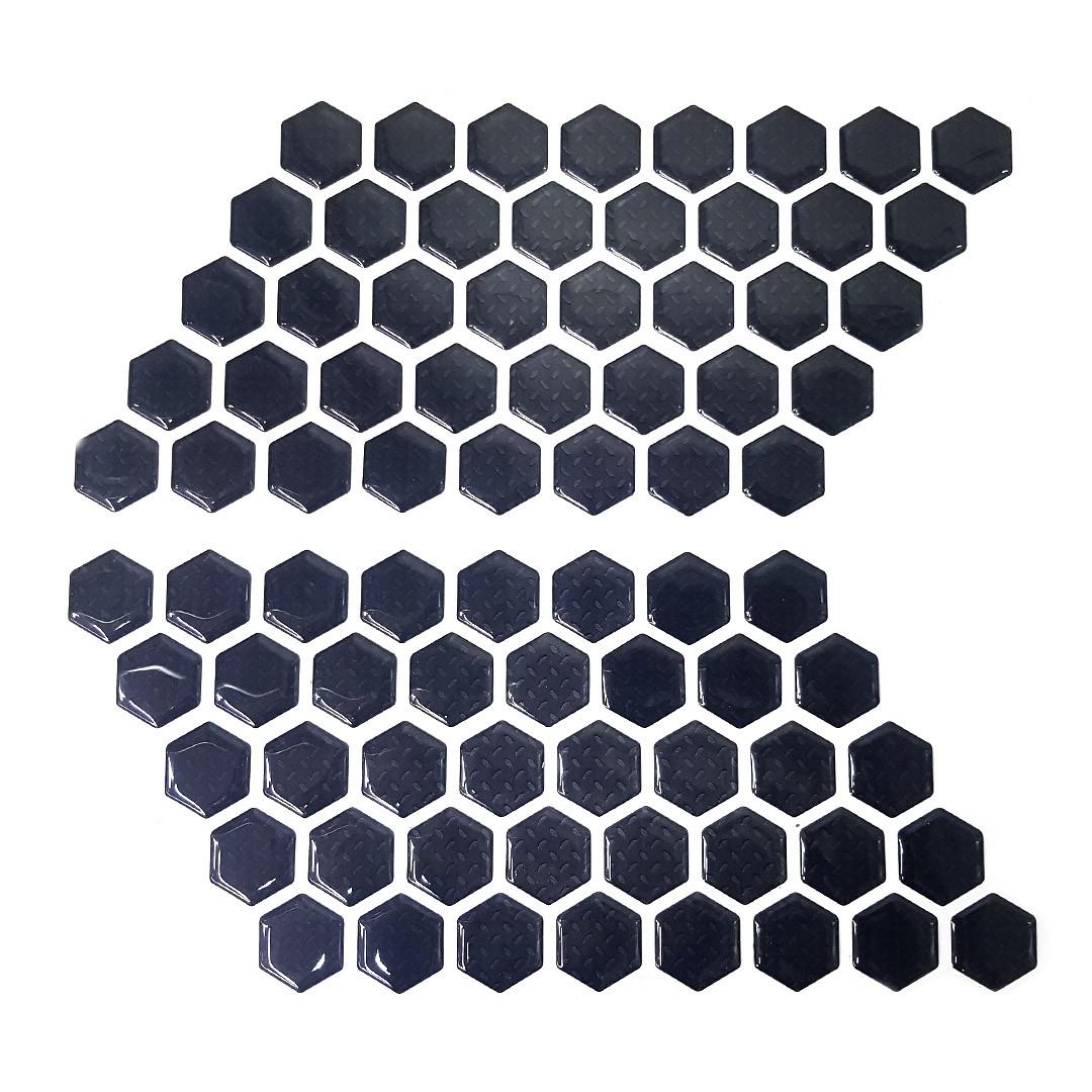 Стільники на бак MM рифлений алюміній