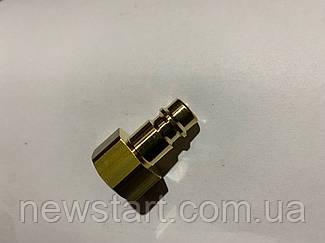 Быстроразъемные соединения (вставной ниппель)  для воздуха DN 7,2 резьба внутренняя BSP