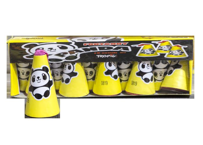Фонтан уличный Panda Tropic 0819