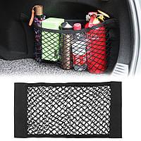 Сітка-кишеня в багажник авто Багажна сітка-кишеня в багажник автомобіля