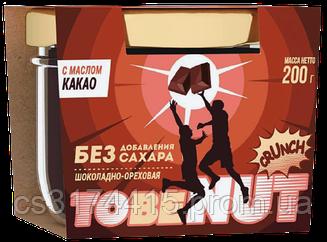 Шоколадно-ореховая паста «Иван-Поле» TobeNUT Кранч (200 грамм)
