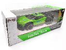 Машина на радиоуправлении Frost метало-пластик Зеленая, фото 6