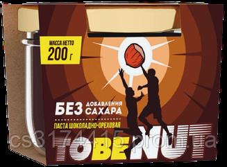 Шоколадно-ореховая паста «Иван-Поле» TobeNUT (200 грамм)