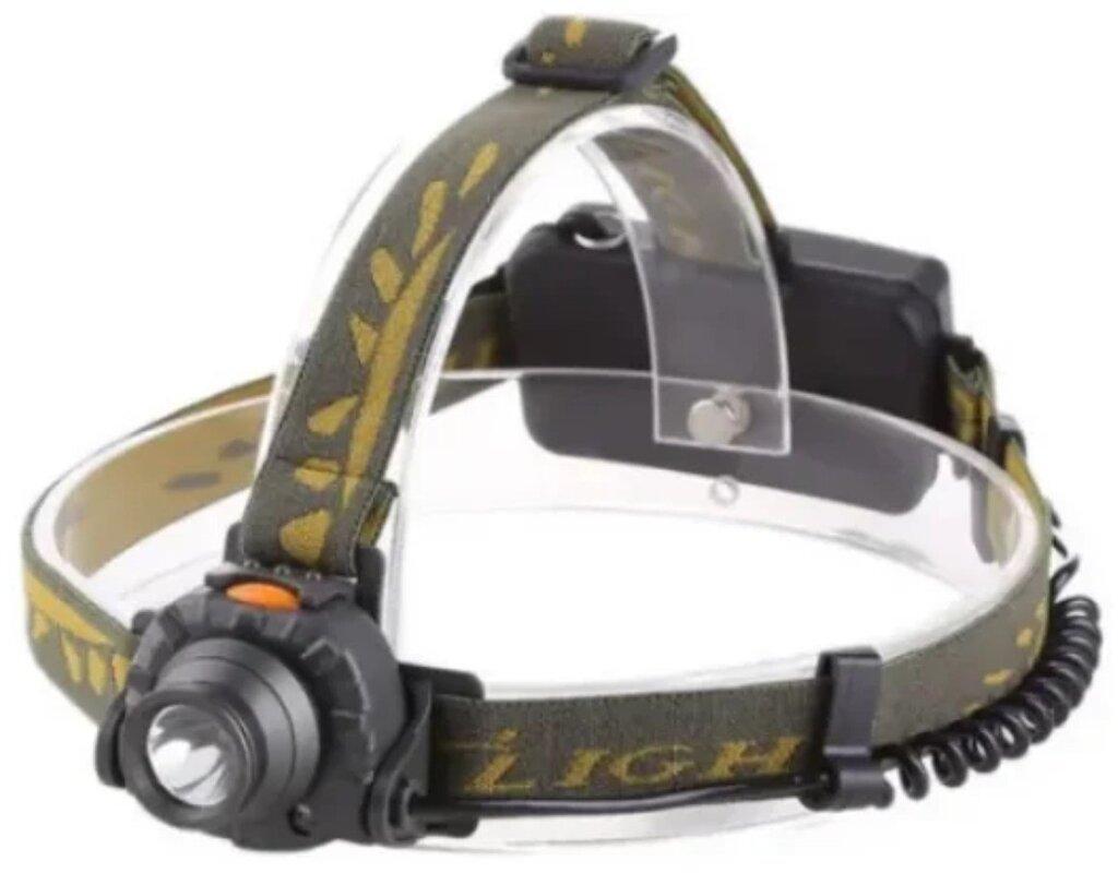 Ліхтарик на лоб Police BL-6616-XPE Sensor