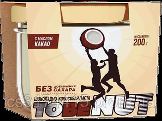 Шоколадно-кокосовая паста «Иван-Поле» TobeNUT   (200 грамм)