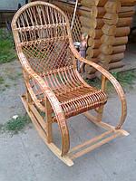 Кресло-качалка из лозы для дома Фараон