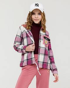 Рубашки ISSA PLUS CD-427 152 розовый