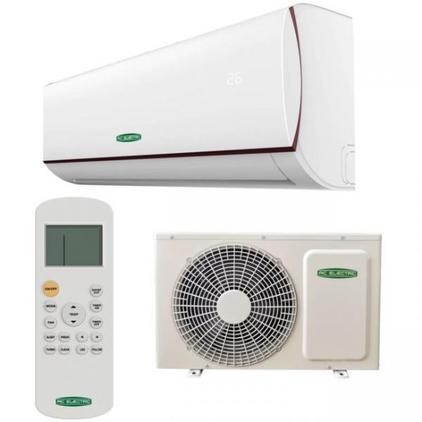 Кондиціонер настінний AC Electric ACEM/I-09HN1_18Y