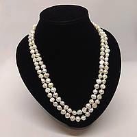 Намисто з барочних перлів 120 см, фото 1