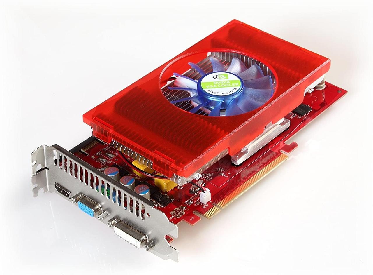 Видеокарта Nvidia Geforce 9800GT (1024mb), бу