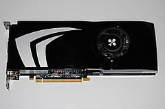 Видеокарта Club3D GeForce 9800GTX 512Mb, бу