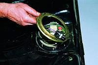 Замена бензонасоса погружного в баке