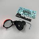 Регулируемое зеркало в руль с подсветкой, фото 3