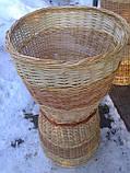 Бочка- корзина для товара в магазины, фото 3