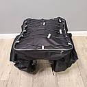 """Сумка """"ШТАНЫ"""" на багажник для велосипеда, фото 4"""