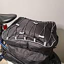 """Сумка """"ШТАНЫ"""" на багажник для велосипеда, фото 7"""