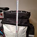 """Сумка """"ШТАНЫ"""" на багажник для велосипеда, фото 9"""