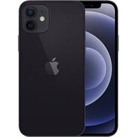 "Смартфон Apple iPhone 12 64GB 6,1"" Black (MGJ53/MGH63)"
