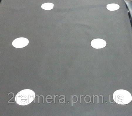 Агроволокно черное перфорированное  60гр/м. 1,6*10м.