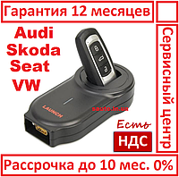 Launch X-PROG. Audi, Skoda, Seat, VW. Программатор ключей и иммобилайзеров