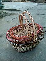 Комплект корзин пасхальных 4-ка