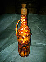 Бутылка для самогона или вина 0,75 л.