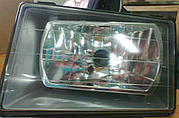 Фара левая (гладкое стекло) ГАЗЕЛЬ, ГАЗ 2705,3302,3110, ЗИЛ, АЗЛК <ДК>