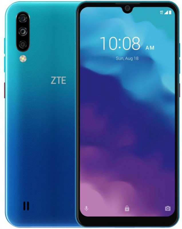 Смартфон ZTE Blade A7 2020 2/32GB Blue Gradient