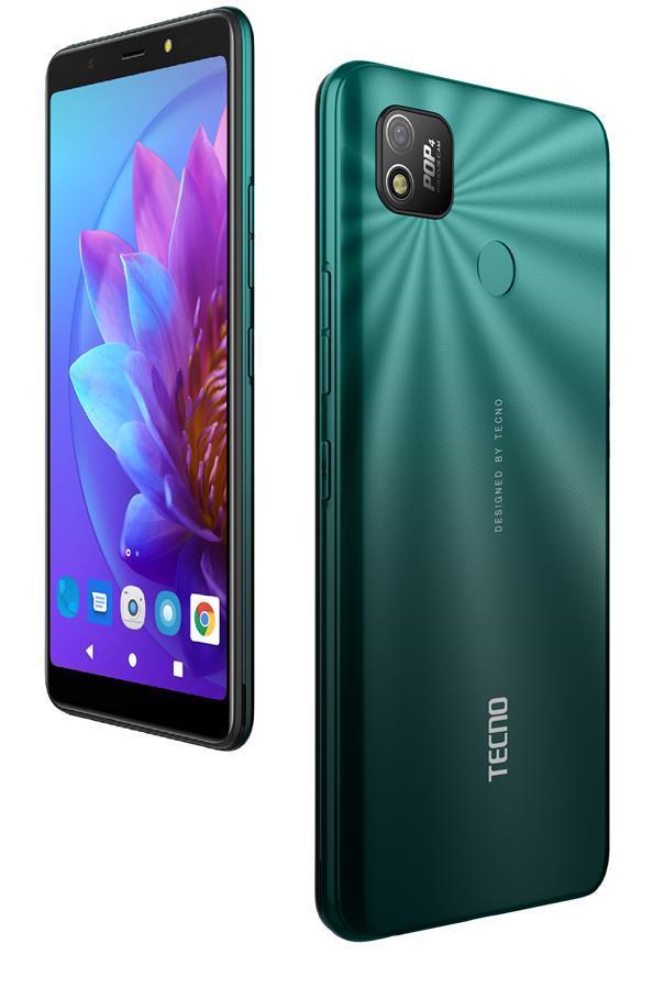 Мобильный телефон Tecno Pop 4 (BC2) 2/32GB Dual Sim Ice Lake Green