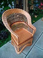 """Кресло """"Капля донизу"""" темное"""