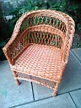"""Кресло """"Обычное"""" низкая спинка, фото 3"""
