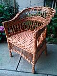 """Кресло """"Обычное"""" низкая спинка, фото 4"""