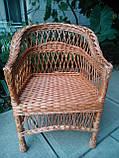 """Кресло """"Обычное"""" низкая спинка, фото 6"""