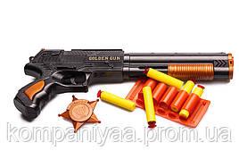 """Детский игрушечный дробовик """"Marshal"""" с мягкими пулями 915GG"""