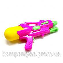 Водяний пістолет П2000В Golden Gun 760GG (Рожевий)