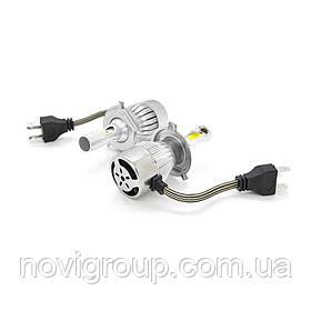 Світлодіодні лампи для авто C6-H4 (комплект 2шт)