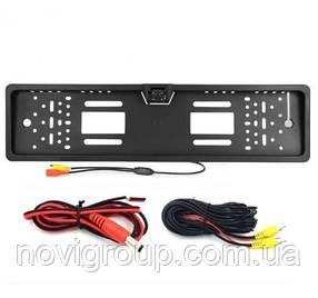 Рамка для номера з камерою CAR CAM. JX 9488A