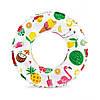 Intex надувний круг 59230 (фрукти)