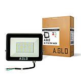 Прожектор светодиодный A.GLO GL-11- 50 50W 6400K, фото 2