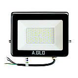 Прожектор светодиодный A.GLO GL-11- 50 50W 6400K, фото 3