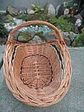 Корзина для дров маленькая, фото 3