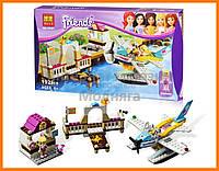"""Конструктор Bela """"Школа пилотирования самолётов"""" 192 деталей арт.10157 (аналог LEGO Friends 3063)"""