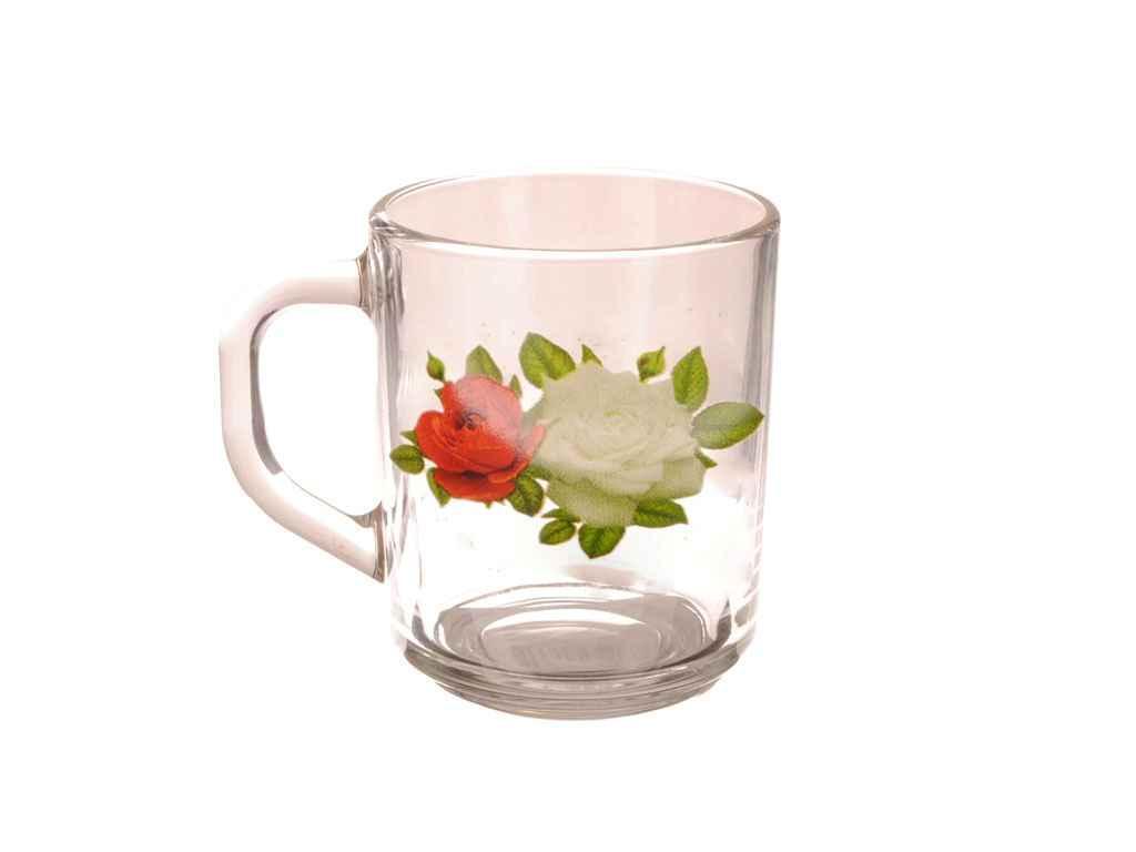 Чашка ОСЗ Green tea Букет роз 200 мл