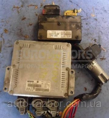 Блок управління двигуном комплект Citroen Jumpy 1995-2007 2.0 jtd 0281010815