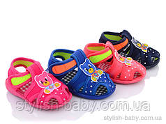 Дитяче літнє взуття. Дитячі пінетки - босоніжки 2021 бренду Bluerama (рр. з 15 по 20)