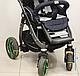 Защитный чехол от грязи на колеса коляски или велосипеда. Диаметр колеса до 36 см.  Спанбонд. 1 штука. (05068), фото 2