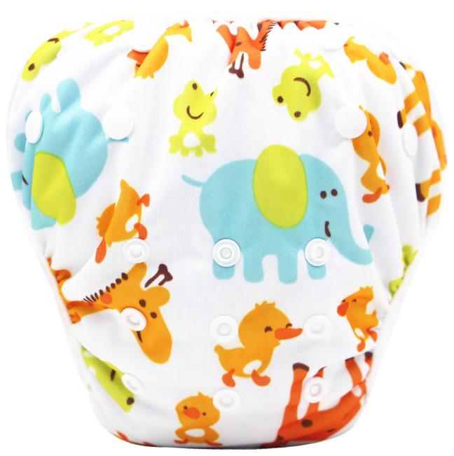 Непромокальні плавки-підгузники для малюків (110085)